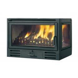 Firebox Riga 49 KW 9,6 Lato Vetrato