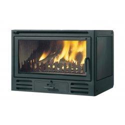 Firebox Riga 49 KW 9,6 Vetro Frontale