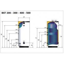 BST - 200 2S