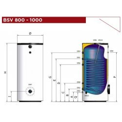 BSV - 800 1S