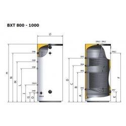 BXT - 800