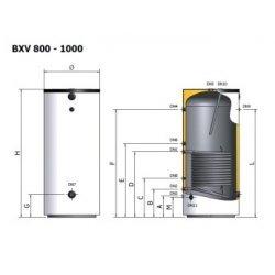 BXV - 800