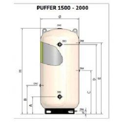 PUFFER - 1500