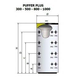 PUFFER PLUS - 200